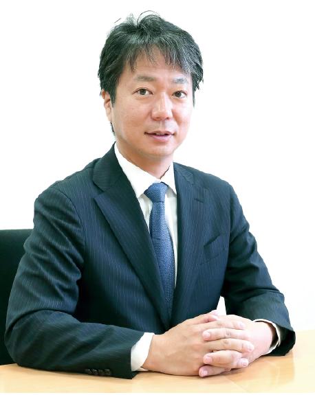 代表取締役 社長執行役員 鶴羽 順