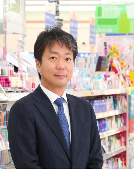 代表取締役社長 鶴羽 順